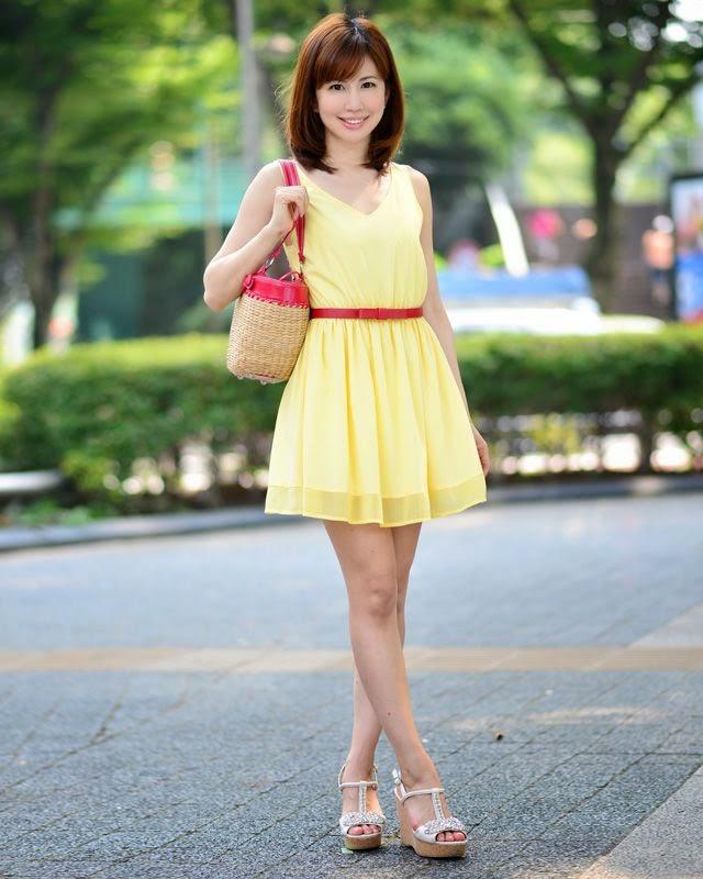 Japanese High Street Fashion Women