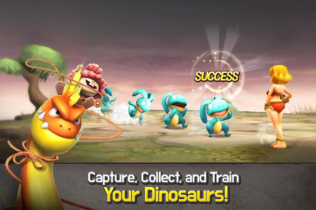 Formasi Pet Dinosaurus Terkuat Terbaik di Stone Age Begins, Tips Memilih Formasi Pet Dinosaurus Terbaik dan Terkuat.