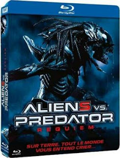 Aliens vs Predator Requiem (2007) BluRay 720p 1GB Dual Audio ( Hindi - English ) MKV