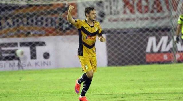 Mitra Kukar vs Martapura FC