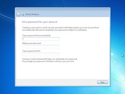 Cara Install dan Install Ulang Windows 7+ dengan Flashdisk 9
