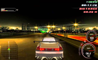 Download Game PPSSPP The Fast And The Furious Tokyo Drift ISO High Compressed