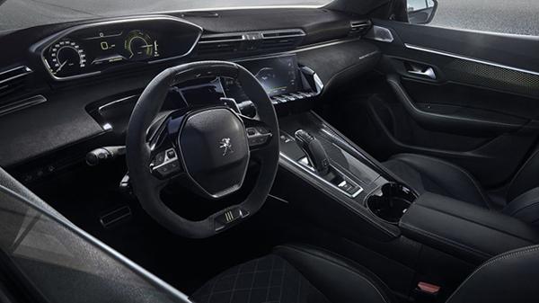 Peugeot 508 Sport Engineered İç Mekan