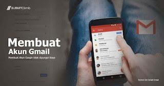 buat email mudah