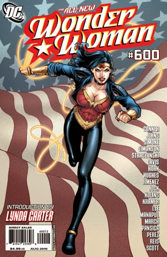Portada All New Wonder Woman 600