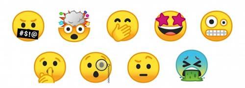 Emoji Baru di Android O