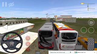 Mobil Bus Simulator Indonesia 3D Mod Apk