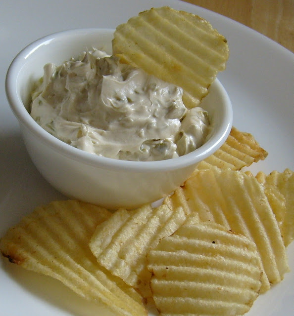 Dill Pickle Dip: Happier Than A Pig In Mud: In A Pickle Over Super Bowl Snacks?
