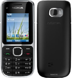 Nokia c2-01 usb driver