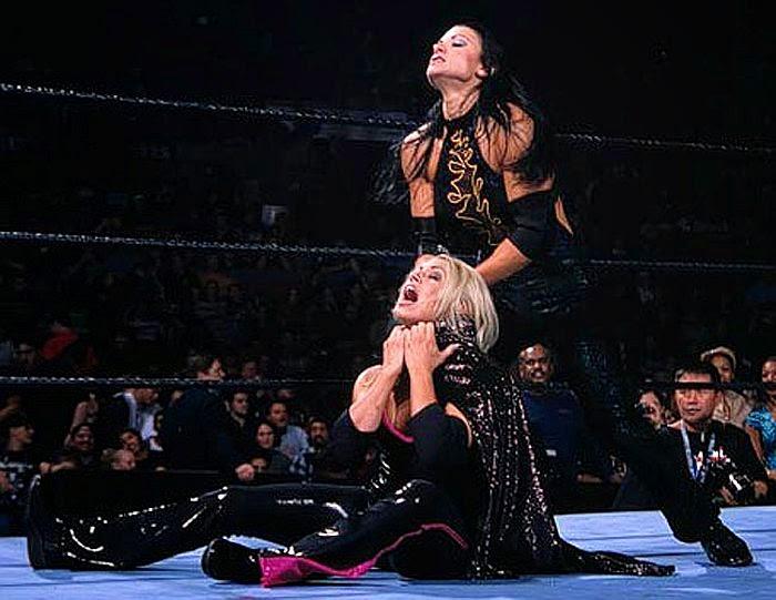 Victoria-WWE