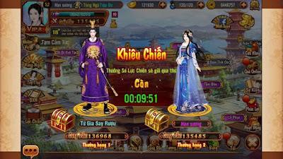 hack full tiền vàng 360 mộng hoàng cung