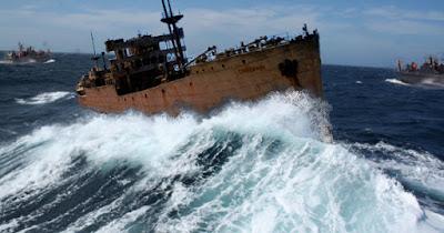 ΣΥΓΚΛΟΝΙΣΤΙΚΟ!-Πλοίο που χάθηκε πριν 90 χρόνια εμφανίστηκε στο Τρίγωνο των Βερμούδων! (εικόνες)