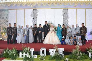 Dekorasi Pernikahan dan Rias Pengantin Dari Daniico Wedding Planner & Organizer Semarang