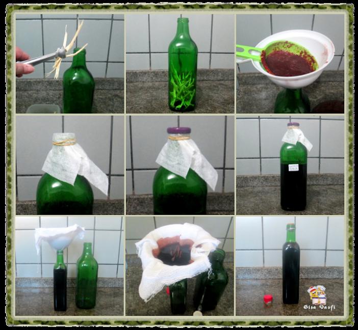 Aceto balsâmico e vinagre de jabuticaba 13