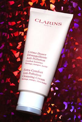 Review: Crema detergente delicata anti inquinamento - Clarins