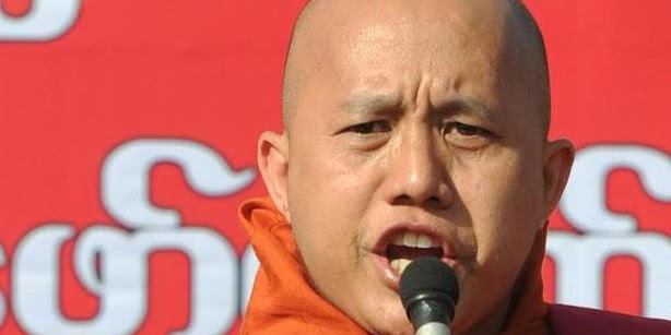 Biksu Ekstremis Wirathu: Untuk Menghabisi Muslim Rohinya Tak Perlu Takut PBB