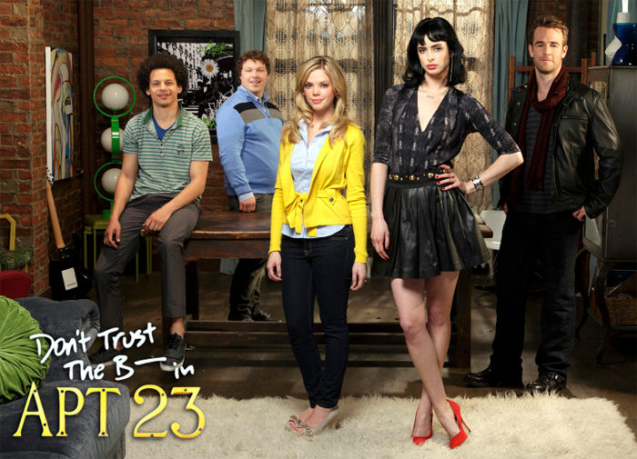apt 23, apartment 23, dont trust the b in apt 23, serie, comedia, chloe, opinião, resenha
