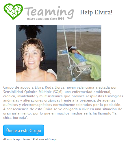 Grup Teaming Help Elvira