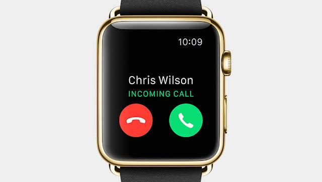 Agora, o Apple Watch também irá funcionar como um celular.