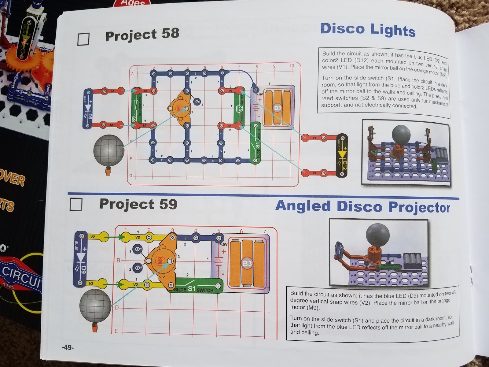 The Abcd Diaries Elenco Snap Circuits 3d Meg Kit Stem Learning Fun Circuit Parts This Has Several Of Same Base Pieces As Other Sets But Adds Tons New Component For Even More Awesome Experiments