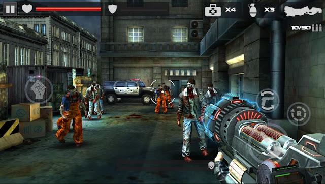 Game Dead Target Mod Apk