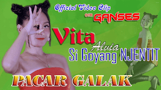 Lirik Lagu Pacar Galak - Vita Alvia