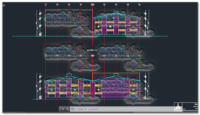 Download-AutoCAD-factory-building-dwg-cad