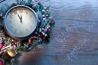 Uhr 2014 Silvesterbilder