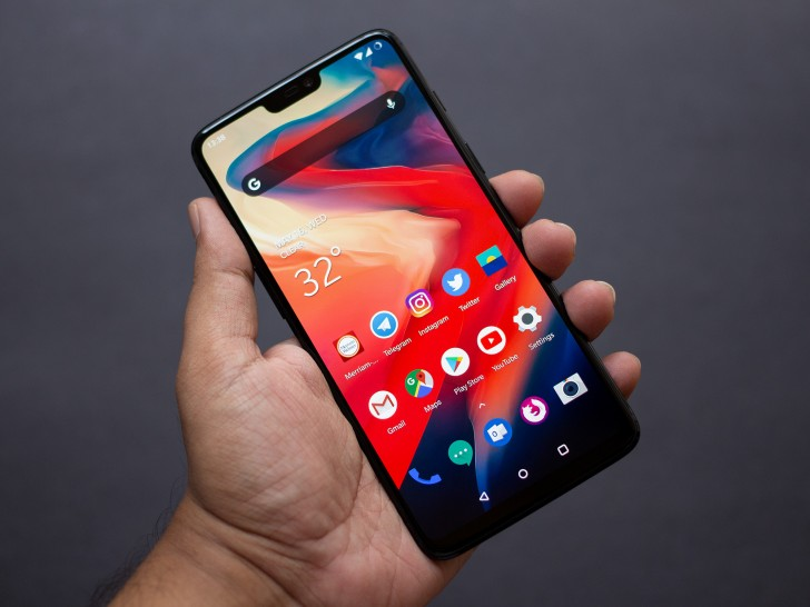 OnePlus 6 Announced With A Glass Back And A Bigger Display