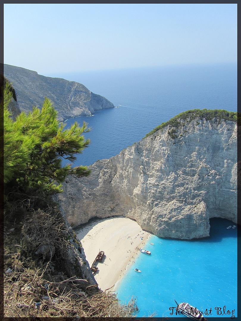 ! The Must Blog: Must Visit: Zakynthos Island, Greece
