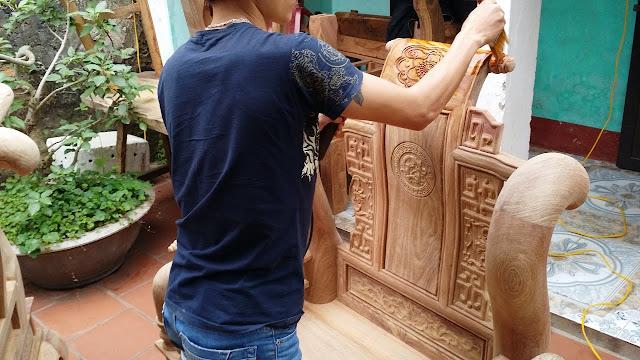 Thợ sửa chữa đồ gỗ tại nhà Hà Nội và TPHCM chuyên nghiệp nhất