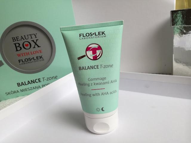 balance t-zone floslek