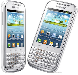 """Firmware Flash Samsung Galaxy Chat B5330"""