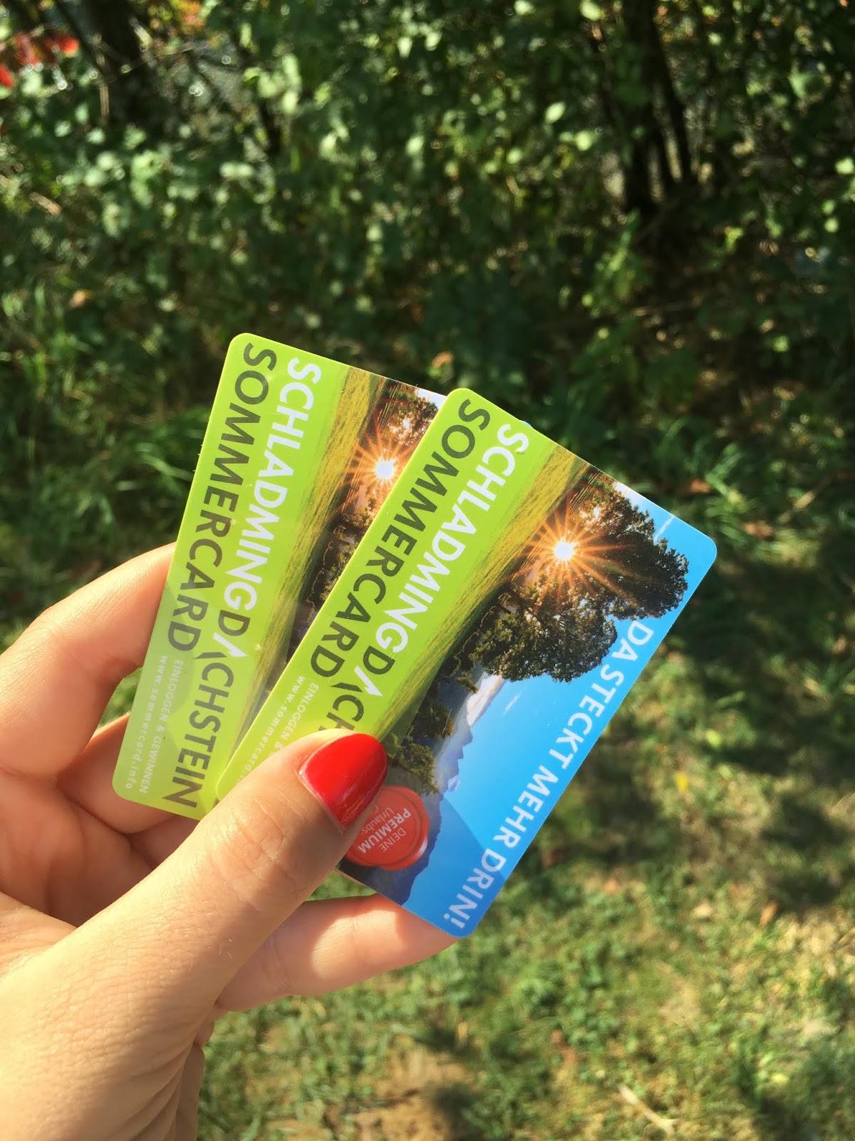 Sommer Card