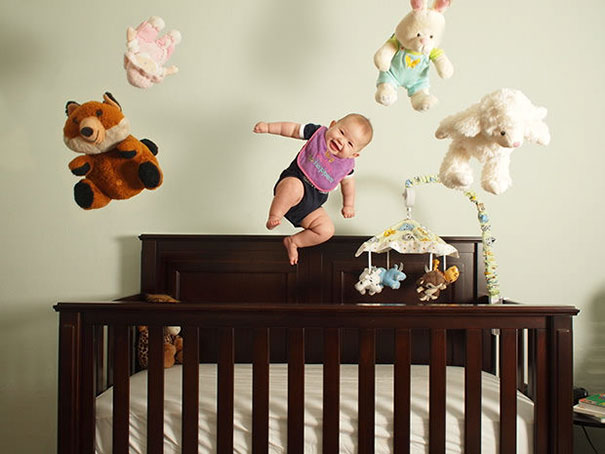 15+ Pics That Show Photography Is The Biggest Lie Ever - Bouncing Baby