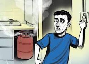 waspada bahaya kebakaran gas Lpg
