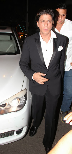 Chunky Pandey Birthday Party