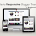 Ravia Responsive Blogger Template