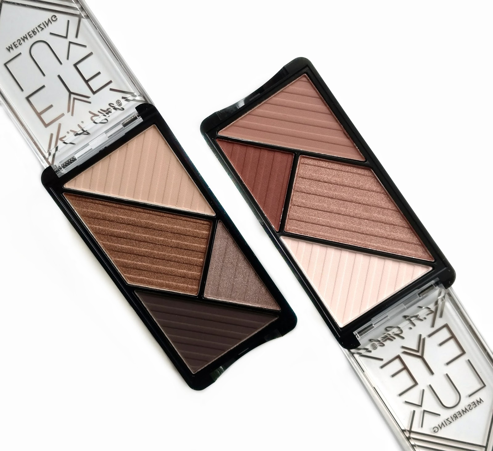 L.A. Girl Eye Lux Eyeshadow Review