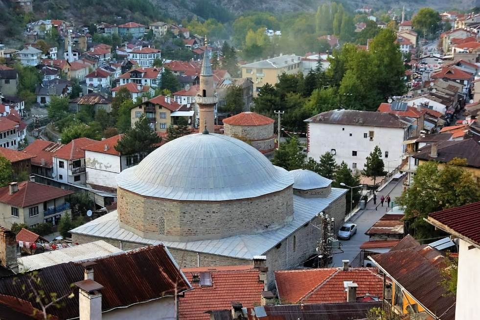 Yıldırım Bayezid Camii ( Büyük Cami ) - Foto 1