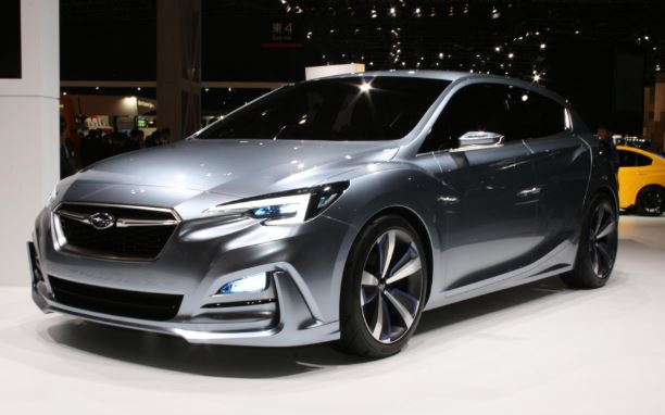 2018 Subaru Impreza - Preview, Pricing, Release Date, Design - TheCarMotor