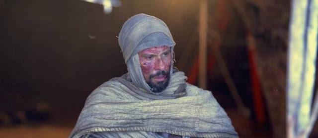 Série Milagres de Jesus primeira temporada, episódio O Leproso de Genesaré apresentada pela Record TV.
