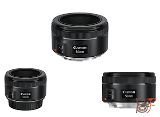 Canon EF 50mm f/1.8 STM Lens - The Best Lenses To Have In Your Kit