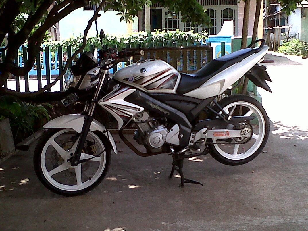 Motor Modifikasi Yamaha Foto Modifikasi Yamaha Vixion