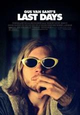 """Carátula del DVD: """"Last Days"""""""