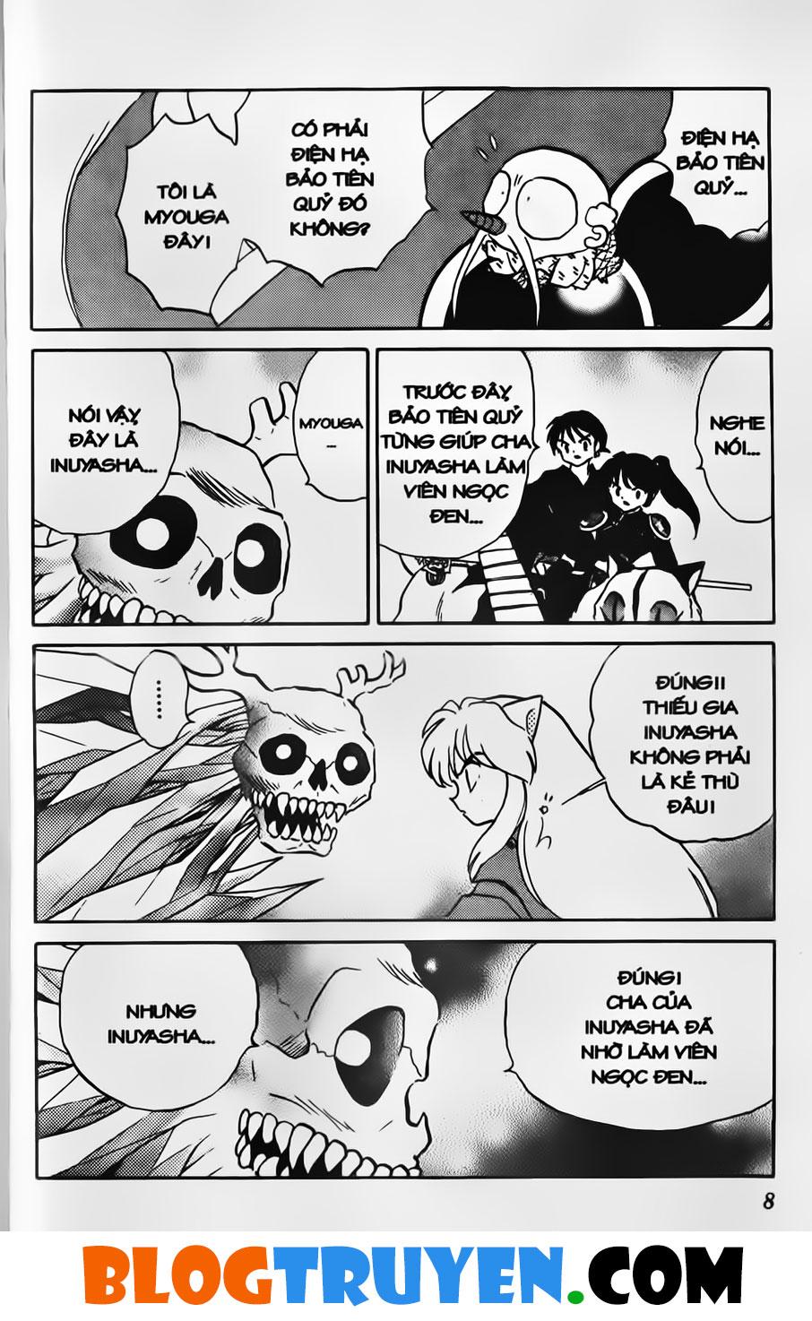 Inuyasha vol 33.1 trang 6