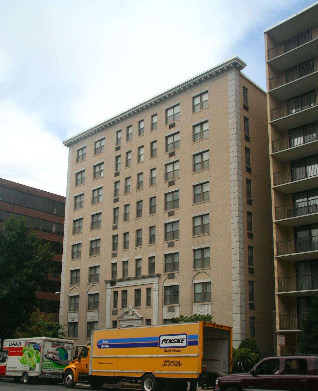 The Urban Real Estate Digest Of Washington DC: IMF