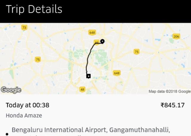 Passeggero guida lui stesso il taxi, perché l'autista era ubriaco in India
