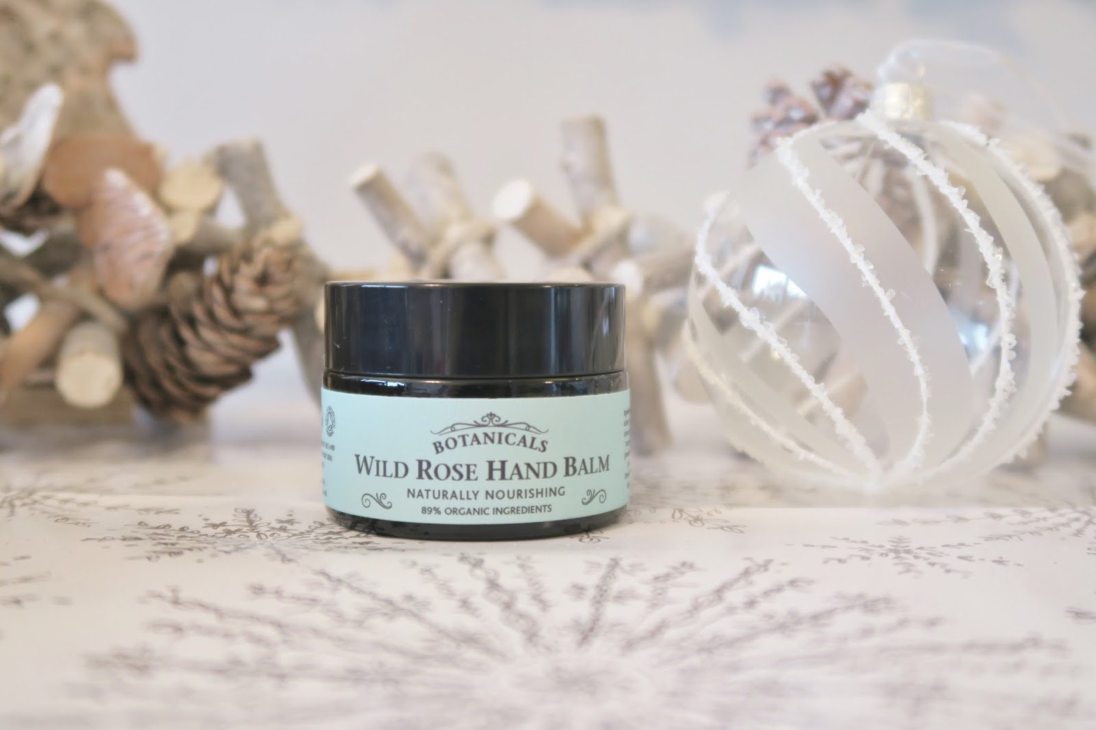 Amber's Beauty Talk Christmas Gift Guides | Botanicals Wild Rose Nourishing Hand Balm