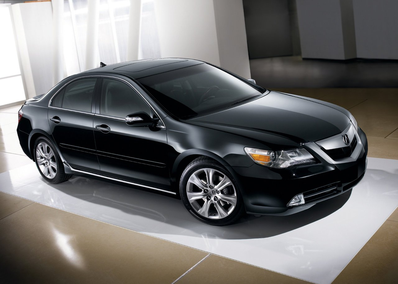 New Cars By. Acura With Acura RL